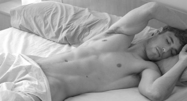 The health benefits of sleeping nude